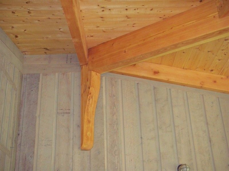 Devries Timber Frame Accents