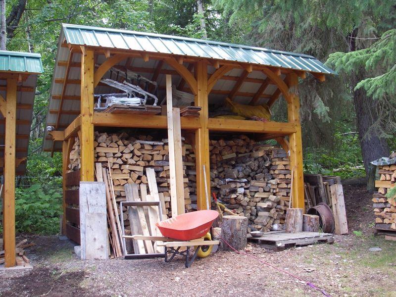 Devries Timber Frame Shops Sheds
